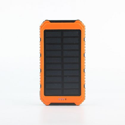 15000mAh Dual USB Universal Solar Battery Charger Mobile Power Bank Home