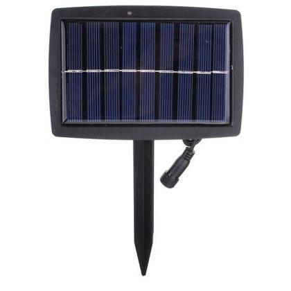 10W Solar LED Flood Light Waterproof Outdoor Landscape Lamp