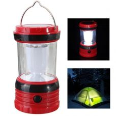 Rechargeable Solar Camping Multifunctional LED Light