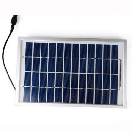 12V 5W Solar Fountain with Brushless Water Pump for Garden Pond Landscape Decoration