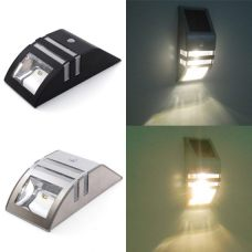 Stainless Solar Pathway Emergency Light with PIR Induction Sensor