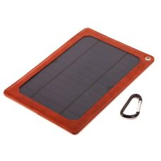 Stylish 4W portable Solar Panel Charger with USB port