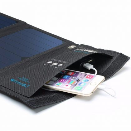 BlitzWolf 20W Foldable Portable Solar panel Charger