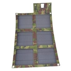 Portable 15W Foldable Solar Charger with USB port