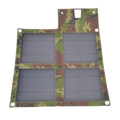 Portable 10W Foldable Solar Charger with USB port