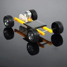 Mini Solar Car educational toy DIY model for assembly