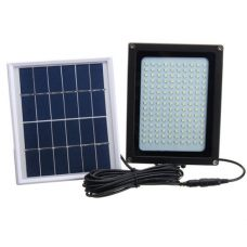 8W outdoor ultra-bright 150 LED Solar Flood Light with Motion Sensor Garden Security Lamp