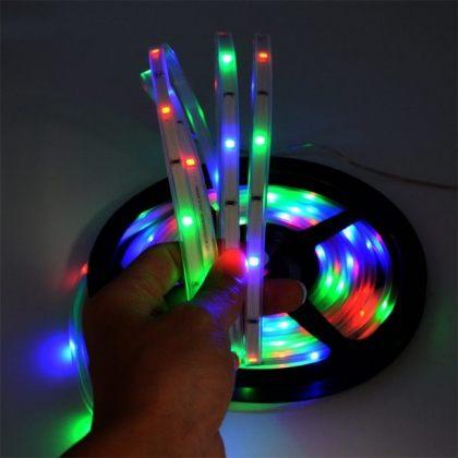 Outdoor garden Solar 100 LED Strip Fairy Light Christmas Party decoration