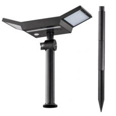 Outdoor 20 LED Solar Flood Light with automatic Lighting Control Sensor ARILUX®