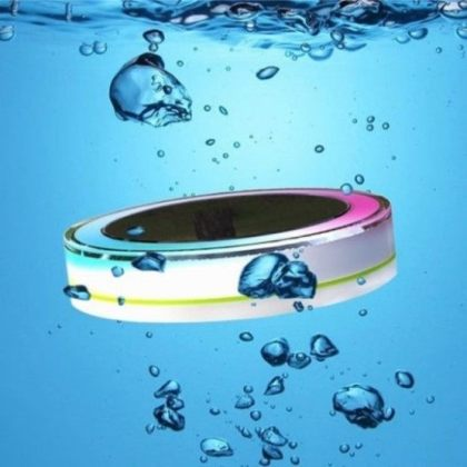 Colourful LED Solar Floating Light for Pool, Pond or Garden outdoor decoration with Remote