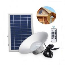 36 LED Solar powered shed light Pendant Lamp with remote control