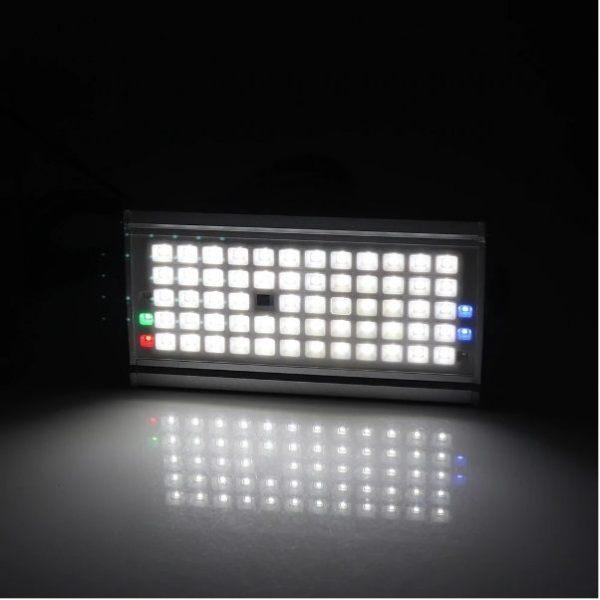 Ultra Bright 12w 65 Led Solar Flood Light With Sensor