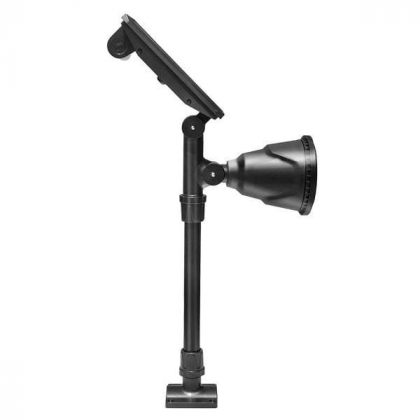 Bright 18 LED Solar Powered Spotlight for outdoor with Motion Sensor