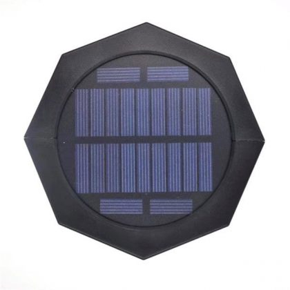 Dancing Flame 96 LED Outdoor Flickering Solar Tiki Torch for garden