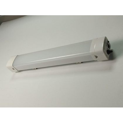 Tri-Proof 20W LED Solar Batten Tube Light IP65 10Ah Lithium Battery