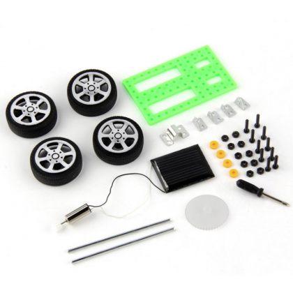 Solar Power Car Toy Educational Kit DIY