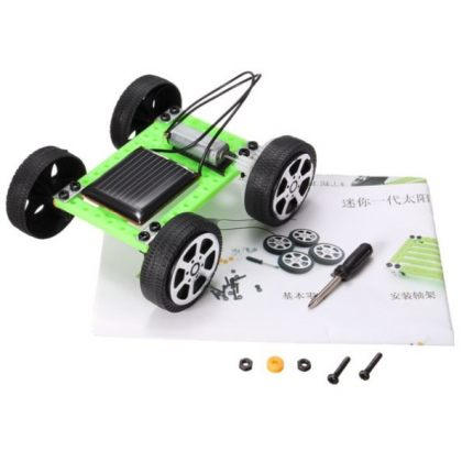 Solar Power Car Toy Educational Kit DIY
