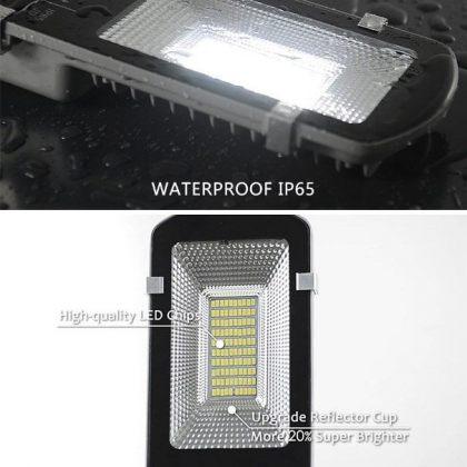 High Power 10W 20W 30W 50W Outdoor LED Solar Street Light Road Lamp