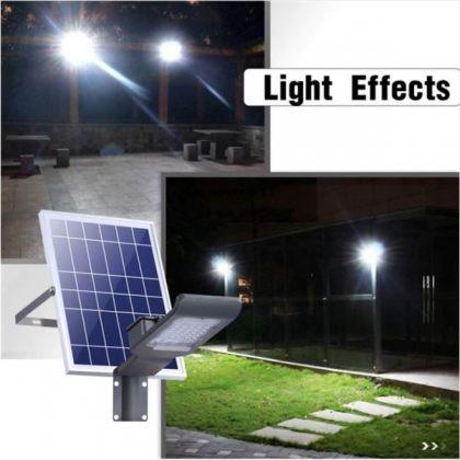 Powerful 2W 3W 5W LED Solar Street Light Wall Mount Yard Lamp