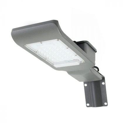 Powerful 20W 30W 50W LED Solar Street Light Wall Mount Yard Lamp