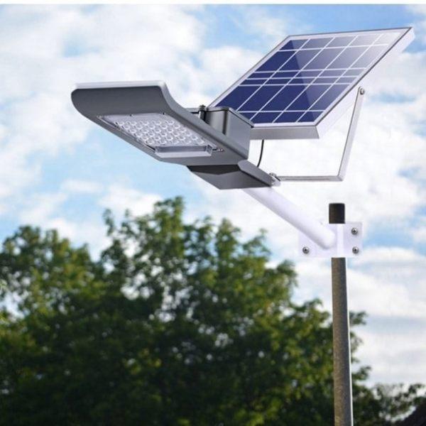 Powerful Bright 50w 100w Led Solar Street Light Road