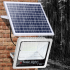 Commercial Grade Solar Flood Light High Power LED 40W 60W 80W 100W 120W