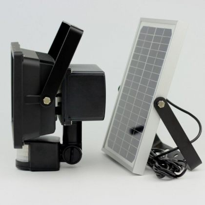 Security Outdoor Solar Motion Sensor Light 10W 20W COB LED