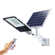 Powerful Outdoor Solar Street Light 20W 40W 70W LED Road Lamp