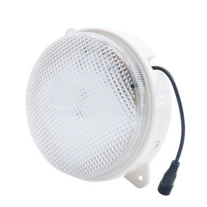 Durable Bright Solar Garden Light 6W 10W LED Wall Ceiling Application
