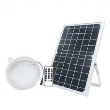 Durable Bright Solar Garden Light 6W 10W LED Wall Ceiling Application