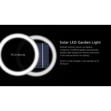Smart Bluetooth Intelligent Garden Outdoor Color LED Light