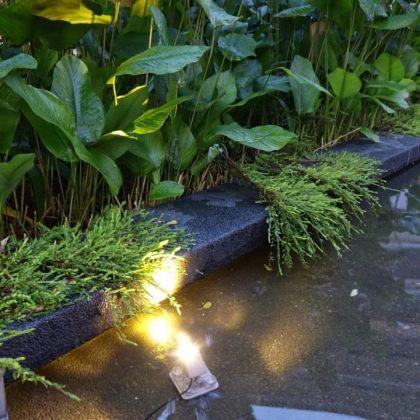 Underwater Solar Spot Light 3W Pool Garden Pond Fountain Decoration