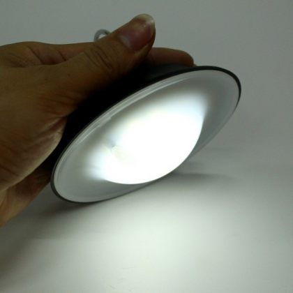 Portable hanging LED Solar camping lights