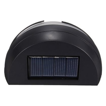 Outdoor waterproof LED Solar Fence light for garden, home and backyard
