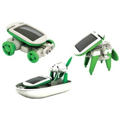 Solar Toy Educational Kit 6 in 1 Robot Chameleon