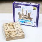 Solar 3D Wooden Puzzles